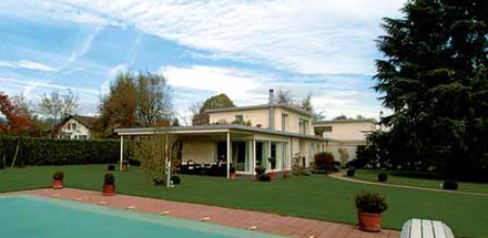 Villa Blanchoud à Coppet