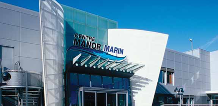 Centre Commercial Marin-Epagnier