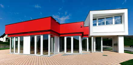 Sac, Structure d'accueil commune