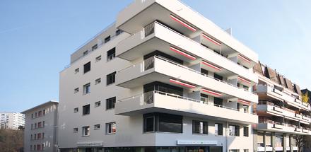 Habitation et Commercial, Pontaise 10