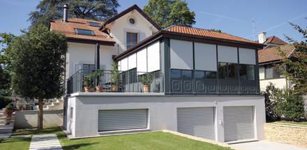 Villa avec piscine et poolhouse