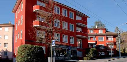 Avenue Marc-Dufour 42 et 44