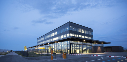 Boschung Technology Center