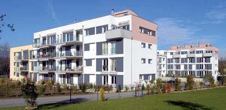 Mélèzes Village