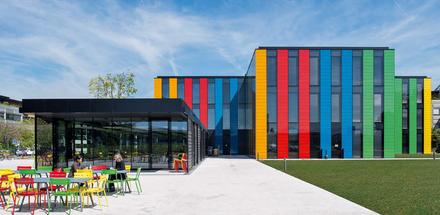 EPFL - Bâtiment BI