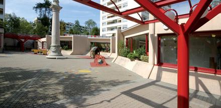 """Ecole """"Montfleury"""" à Versoix"""