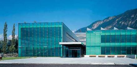 Clinique Romande de Réadaptation de la SUVA