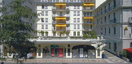 Immeuble Le Kluser