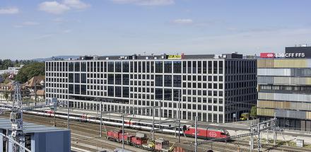 Espace Post - Wankdorf City (F)