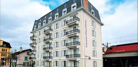 """Fiche 315/Immeuble des CFF """"Epinettes4-6"""""""