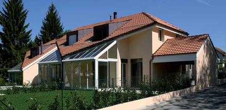3 Villas au Chemin des Marais