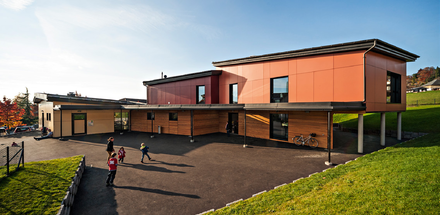 Ecole UAPE du Grand-Pré