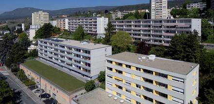 Pain-Blanc Neuchâtel