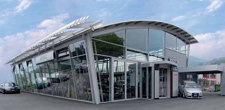 Garage AMAG St-Légier