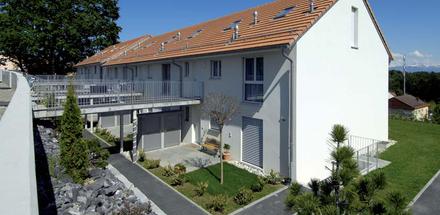 """Quartier résidentiel """"A la Jaquière"""""""