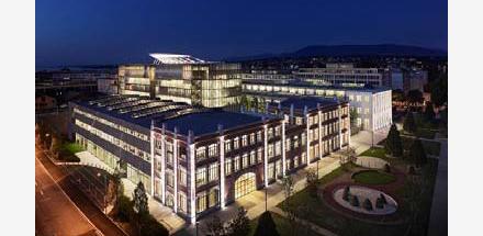 Nouveau centre de recherche mondial et siège, Sécheron