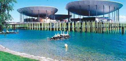 EXPO. 02 Artéplage Neuchâtel