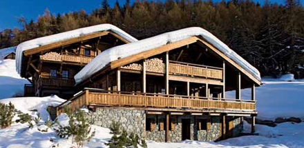 Chalet Magrappe