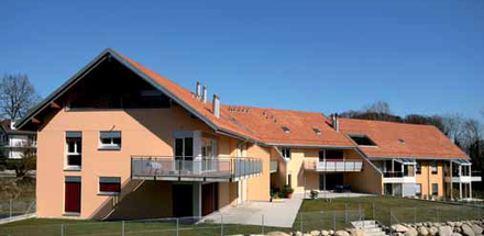 Immeuble La Ruffaz