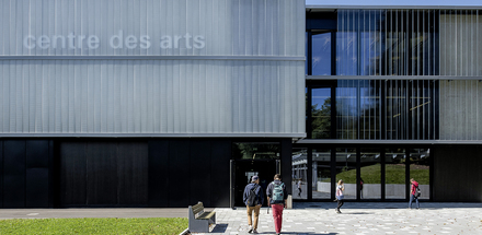 Centre des arts-Kulturzentrum