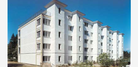 Sté Coopérative d'Habitation Cooplog - Chemin Vert