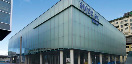 Europlex Cinemas Flon