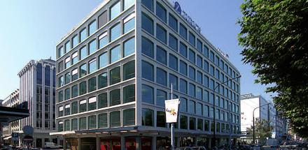 Rue du Rhône 35