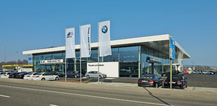 Garage BMW Hollenstein AG