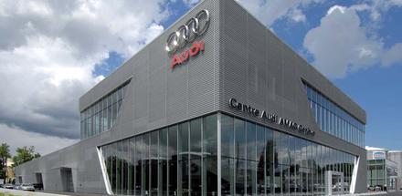 Centres AUDI et SEAT AMAG Genève