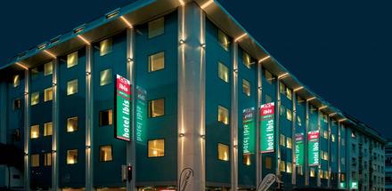 Hôtel Ibis Lausanne Centre