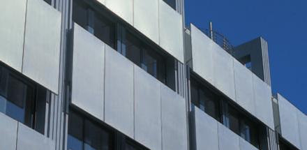 """Immeuble """"Tribune de Genève"""""""