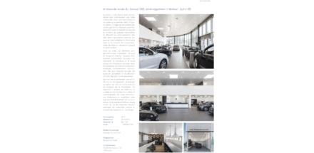 Immeuble route du lavaux 103, aménagement intérieur - Lutry VD