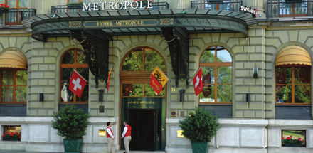 Swissôtel Métropole