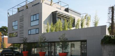 Immeuble de 6 logements avenue de Vaudagne