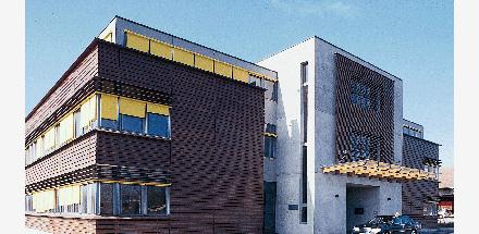 Bâtiment Industriel et Artisanal Pallanterie-Est