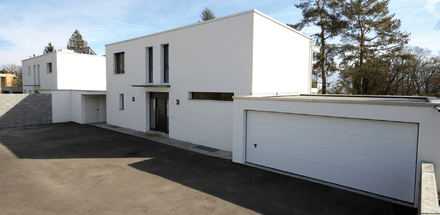 2 Villas Route du Grand-Lancy