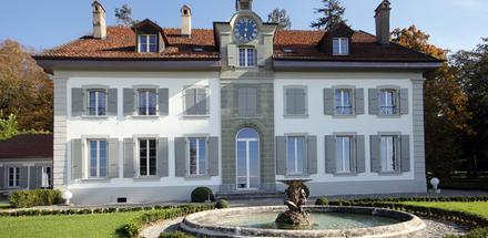 Restauration du Château