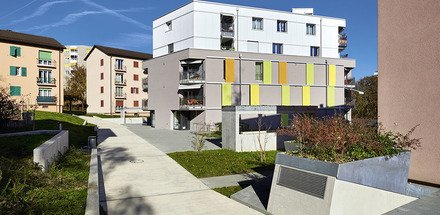 LPN Construction de 2 immeubles