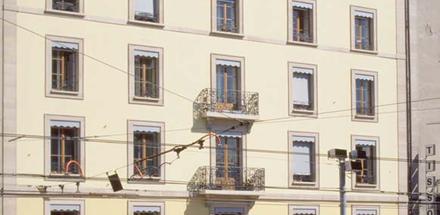 Immeuble Place de Cornavin 4
