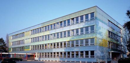 Ecole secondaire de Nyon-Marens