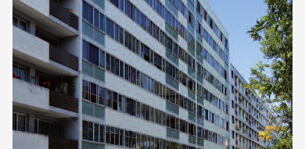 Avenue du Gros-Chêne 40-42