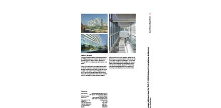 Nouveau bâtiment des lits (BdL2), HUG Hôpitaux Universitaires de Genève