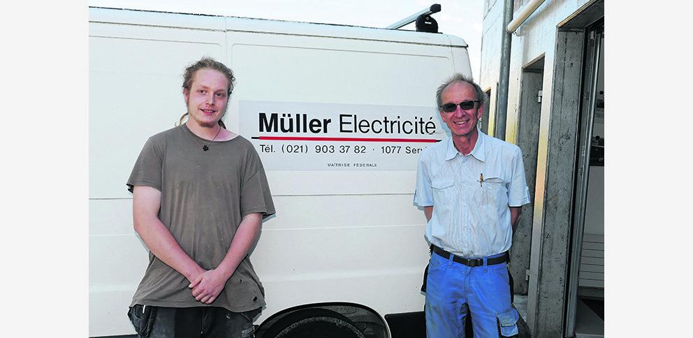Müller Electricité