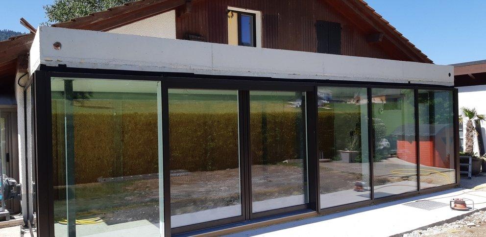 Gindraux Fenêtres SA • Vaud