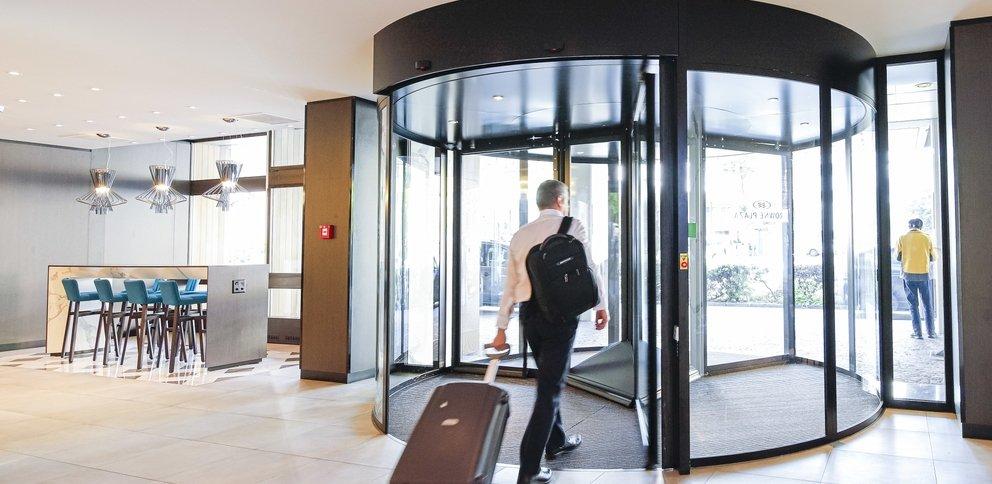 record automatisation de portes SA