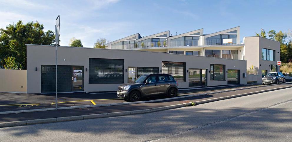 Coretra SA | Architecture et Construction