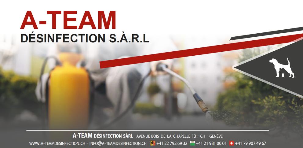 A-Team Désinfection Sàrl