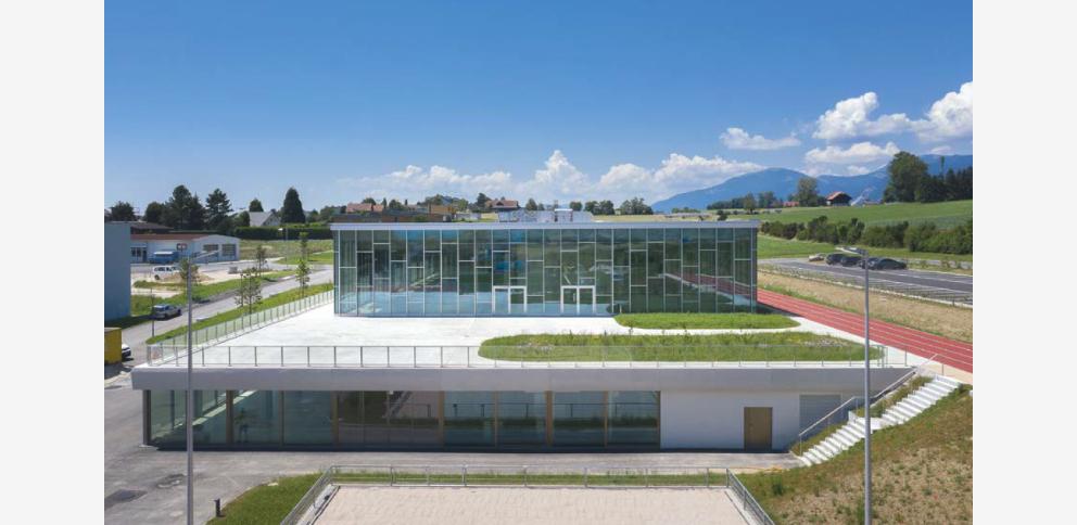HRS Real Estate SA • Delémont