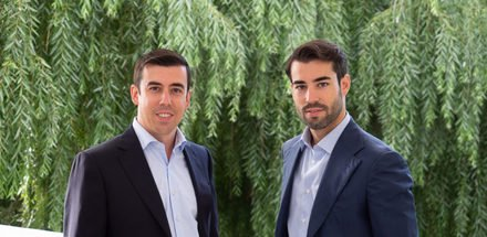 Michael et Christophe Ortiz