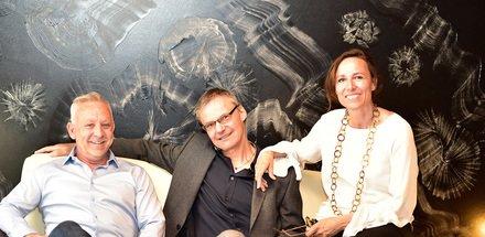André Horak / Gérant, Yolanda Horak / Gérante, Jean-François Tourcier / Directeur technique